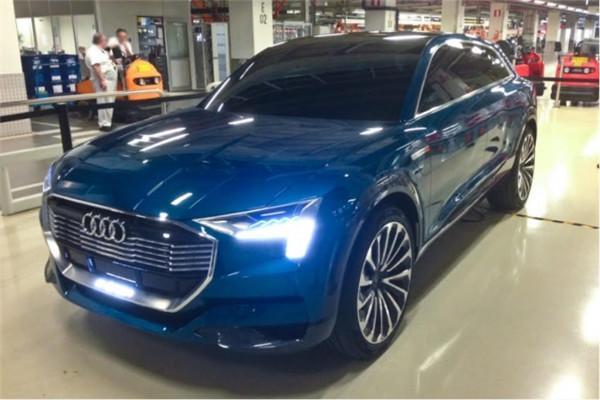 受制电池供应,奥迪下调首款电动车年产量预期