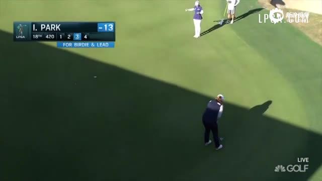 LPGA奠基人杯朴仁