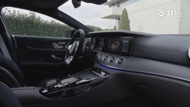 2019款梅赛德斯奔驰AMG GT,是目前最奢华的四门轿跑吗?长春车天下...