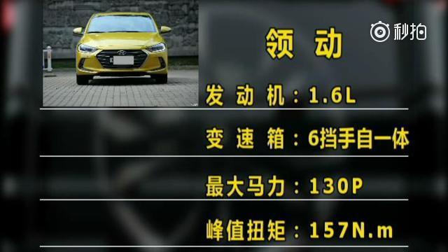 韩系车市场低迷 现代领动能翻身吗? 韩系车(使用 秒拍 录制) 