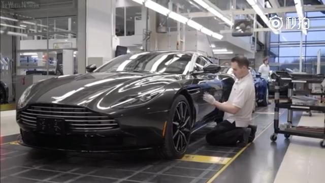 汽车工厂:阿斯顿马丁DB11在英国本土的生产工厂居然是这样的!长春车天下...