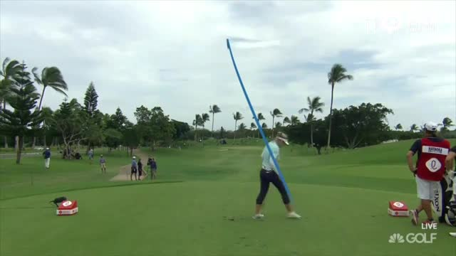 LPGA夏威夷赛决赛