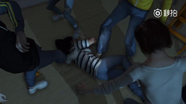 17岁女生因打呼噜 被8个同学从上铺拖下群殴 右耳失聪