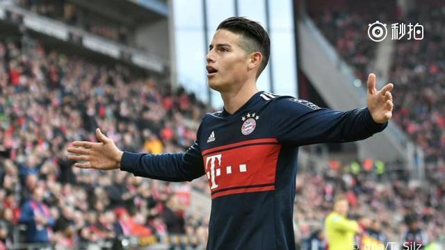 拜仁客场3-1逆转科隆