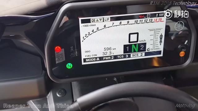 名车时光机超跑 2019雅马哈R1M应用多项新技术,抢先了解下 ?