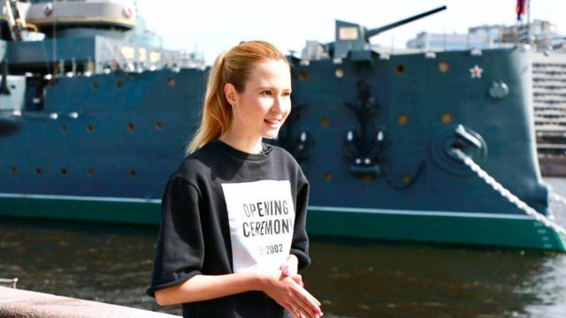 《俄罗斯大冒险》探访圣彼得堡之阿芙乐尔号巡洋舰