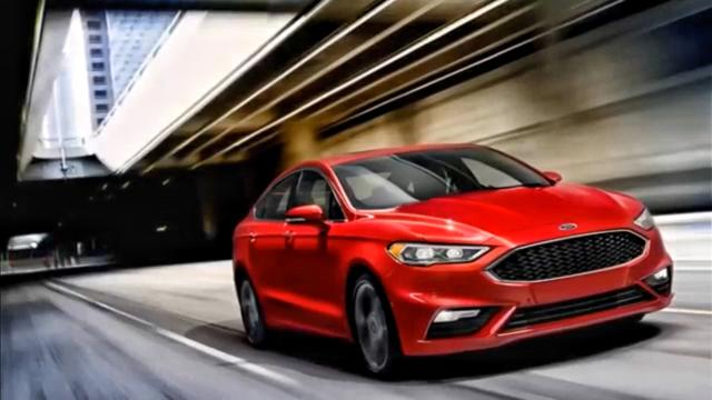2019款美版全新福特蒙迪欧正式亮相,颜值和科技大幅提升长春车天下图片