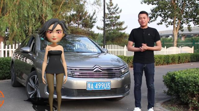 雪铁龙C6动态试驾感受:高速超车特有自信!不止奢华舒适!   ?