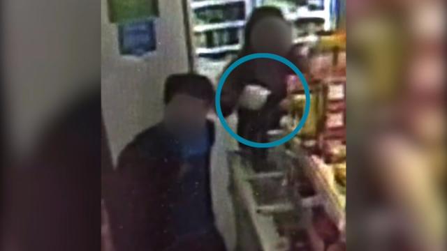 """北大女生超市多次偷东西 老师称""""粗心忘了结账"""""""