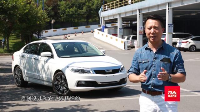 视频:品质家轿 试驾2018款观致3(使用  录制)