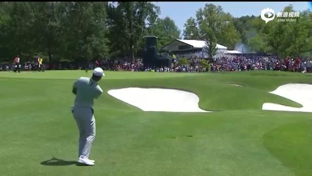 PGA锦标赛第3轮集