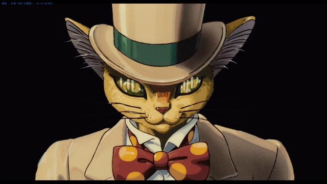 猫电影是宫崎骏男爵《侧耳报恩》及《猫的倾听》中的一只陶瓷猫4K迅雷资源电影图片