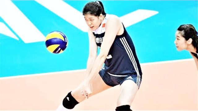 女排世锦赛的脚步越来越近了,大家应该非常期待小将李盈莹的表现