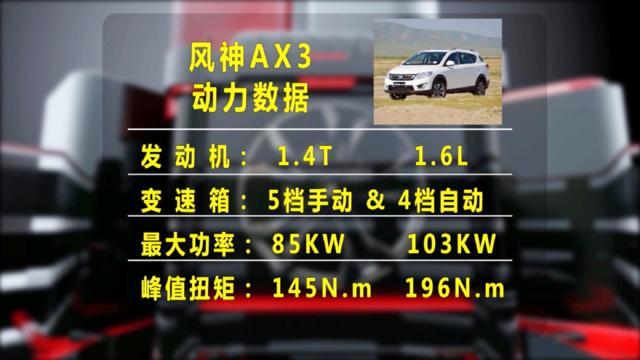 视频:平时要拉货 买东风风神AX3会不会油耗很高?(使用  录制)