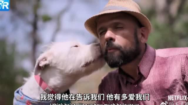 吸狗纪录片<挚犬伴我行>中字预告