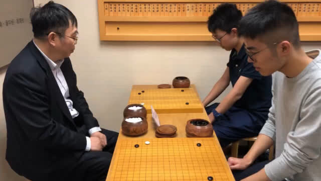 视频-建桥杯指导棋活动开始 棋圣聂卫平等亮相