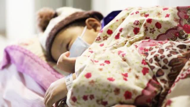 白血病患兒被父親放棄治療:已做化療
