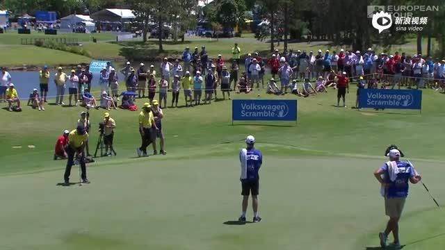 澳洲PGA赛首轮集锦