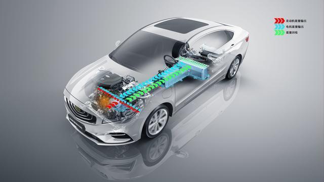 """跨越变革路口 四大智能板块路线解读吉利""""智擎""""新能源动力系统"""