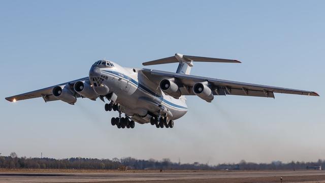 俄运输机的中坚力量,曾经出口多国,如今竞争力依然强悍