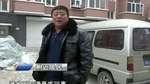 临近春节,家里有小孩的叫他们千万不要在这个地方放鞭炮。