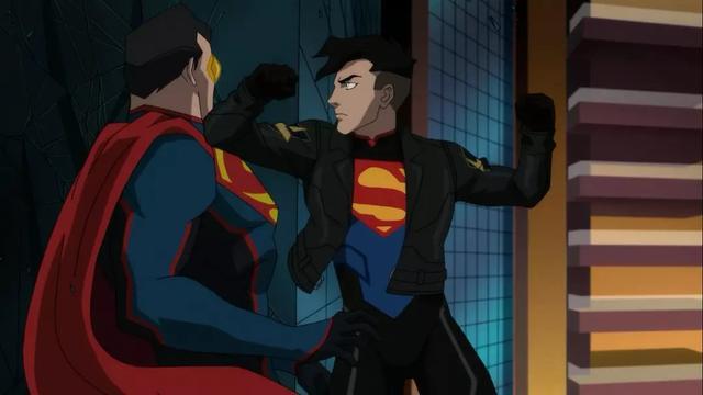 《超人王朝》一口气出现5个超人,本体还和卢瑟生了孩子?
