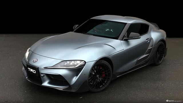 丰田Supra TRD概念车 全新外观套件