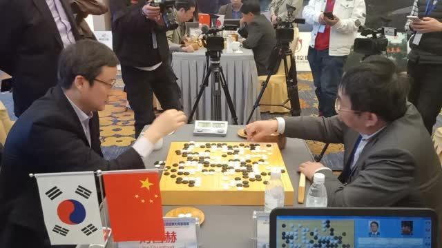 视频-聂卫平杯大师赛半决赛 聂卫平胜刘昌赫