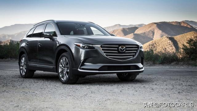 2019款马自达CX-9,不再偏执的进化,你如何评价?