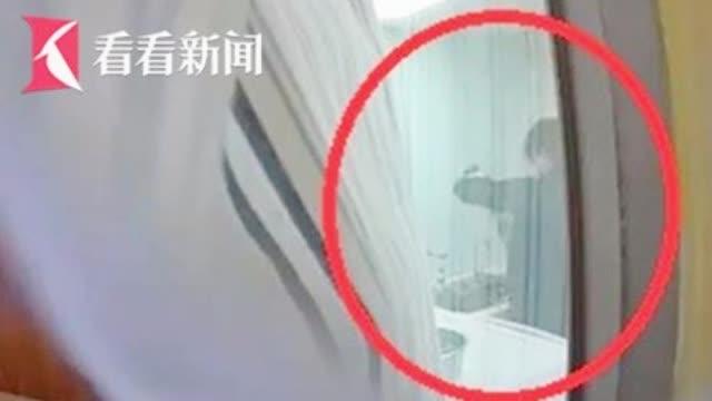 孕妇水壶被加洗洁精致胎儿兔唇 查看监控竟是父亲的女友下黑手