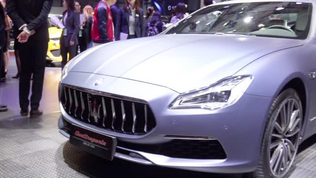 视频:2019上海车展已经正式开幕