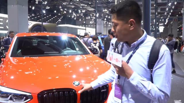 视频:2019上海车展:宝马X4M实车曝光,到底暴躁在哪