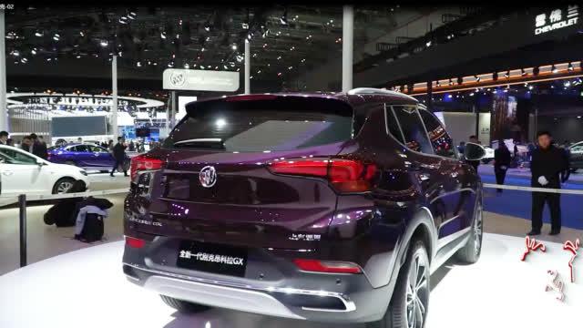 视频:2019上海车展:别克昂科拉,昂科拉GX,GL8 Avenir重磅发布