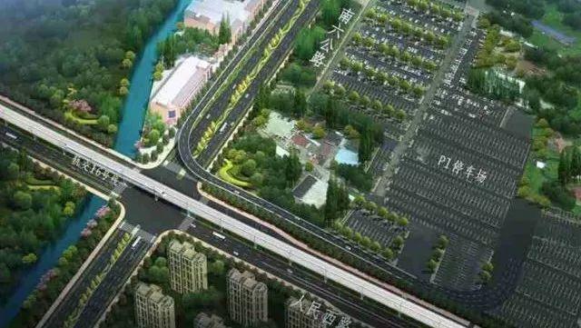 南六公路调整规划公示中 将增设野生动物园专用匝道