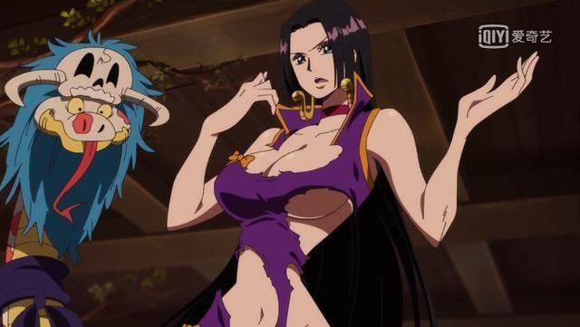 海贼王:三场女性对决,女人的战斗真养眼,女帝最后都爆图片