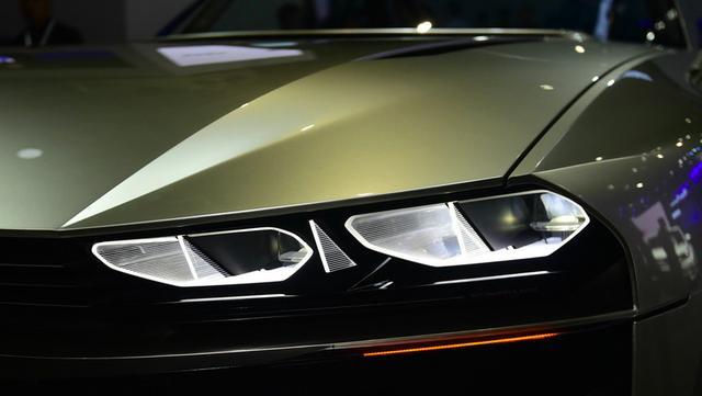 既是过去,也是未来,标致全新纯电动概念亮相,又一次刷新眼球!