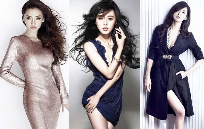 韩国粉丝评选亚洲最美女神 杨幂刘诗诗被否