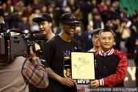 马布里获总决赛MVP