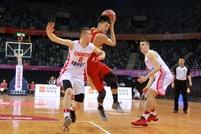 U16男篮负克罗地亚