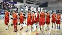 中国女篮77-58德国