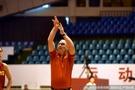 中国女篮训练备战