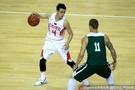 中国国奥56:54立陶宛