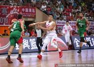 中国国奥80:92墨西哥