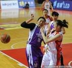 女篮季后赛八一vs上海