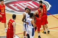 男篮热身惜败菲律宾