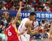 中国男篮71-67德国