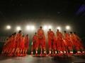 男女篮奥运壮行仪式