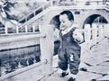 中国男篮球员童年照