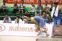 热身:新疆87-65德国