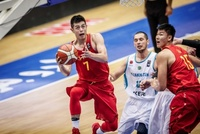 挑战杯:中国106-85哈